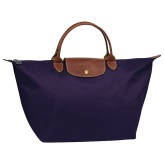 Longchamp Le Pliage Large Handbag Navy